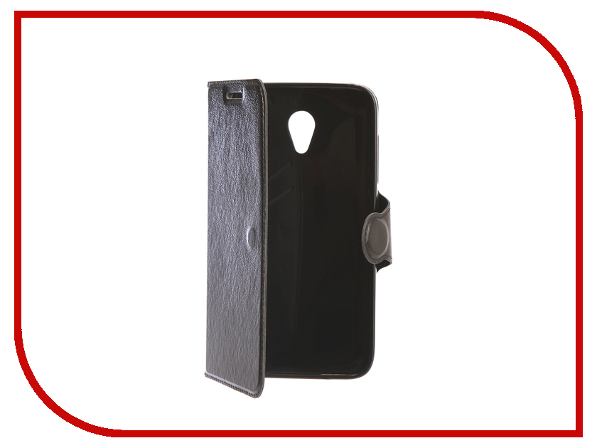 Аксессуар Чехол для Alcatel 4047D Red Line Book Type Black УТ000016544 цена и фото