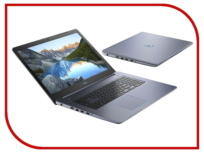 Ноутбук Dell G3 3579 G315-7213 Blue (Intel Core i5-8300H 2.3 GHz/8192Mb/1000Gb + 128Gb SSD/nVidia GeForce GTX 1050 4096Mb/Wi-Fi/Cam/15.6/1920x1080/Windows 10 64-bit) ноутбук dell xps 15 9560 0032 intel core i5 7300hq 2 5 ghz 8192mb 1000gb 128gb ssd nvidia geforce gtx 1050 4096mb wi fi bluetooth cam 15 6 1920x1080 windows 10 64 bit