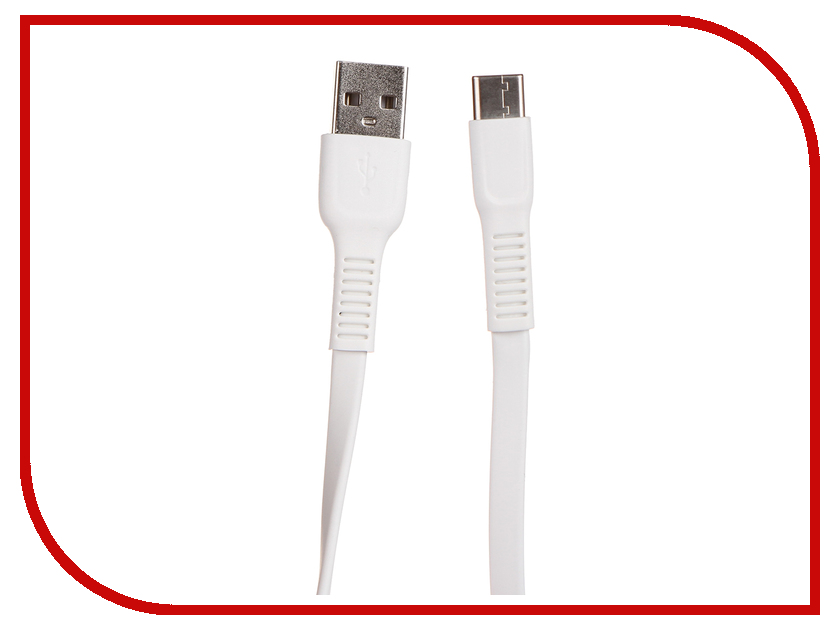 Аксессуар Baseus Tough Series USB - USB Type-C 1m White 906026 аксессуар baseus tough series usb usb type c 1m white 906026