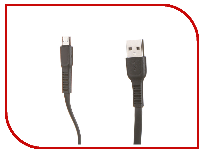 Аксессуар Baseus Tough Series USB - MicroUSB 1m Black 906029 аксессуар baseus tough series usb usb type c 1m white 906026