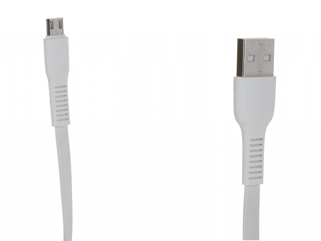Аксессуар Baseus Tough Series USB - MicroUSB 1m White CAMZY-B02