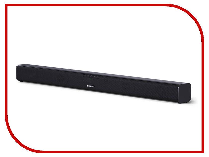 Звуковая панель Sharp HT-SB110 звуковая панель sony ht mt300 черный [htmt300 ru3]