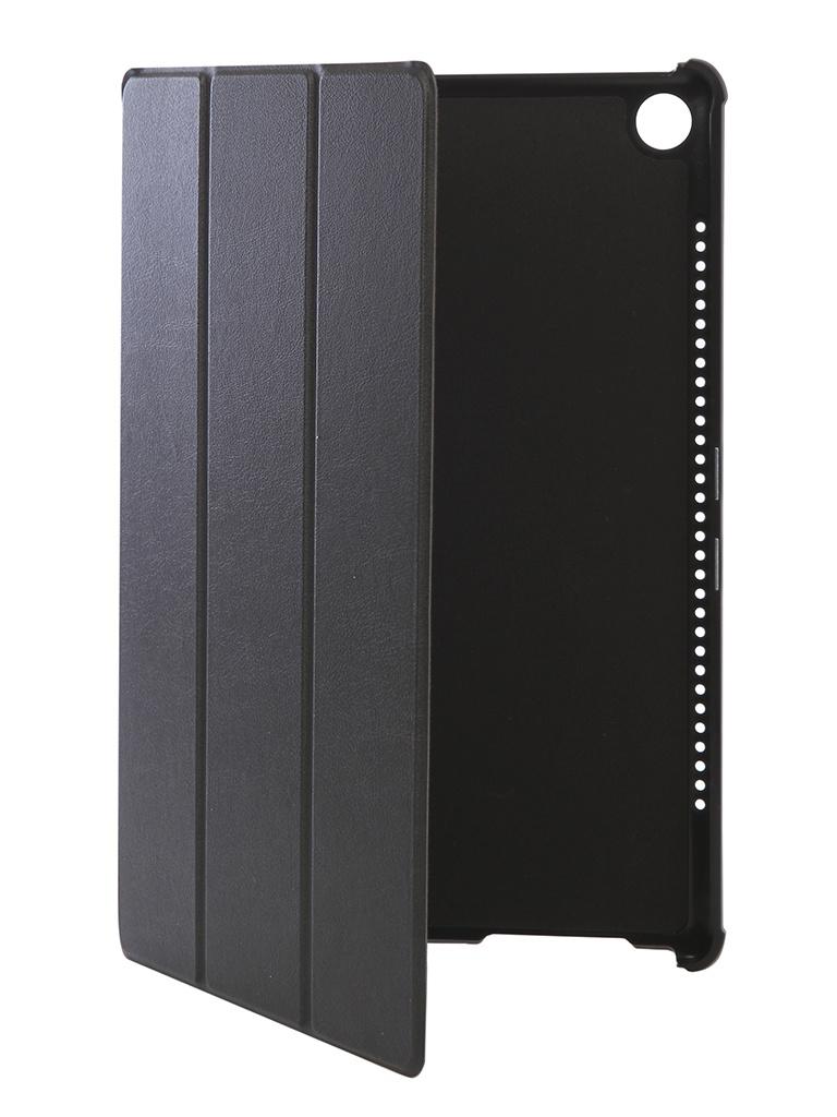 Аксессуар Чехол Partson для Huawei MediaPad M5 10.8 Black T-100
