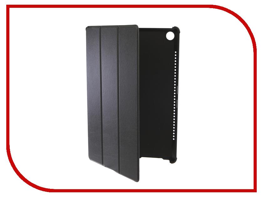 Аксессуар Чехол для Huawei MediaPad M5 10.8 Partson Blue T-101 аксессуар чехол partson для apple ipad 2018 9 7 black t 096