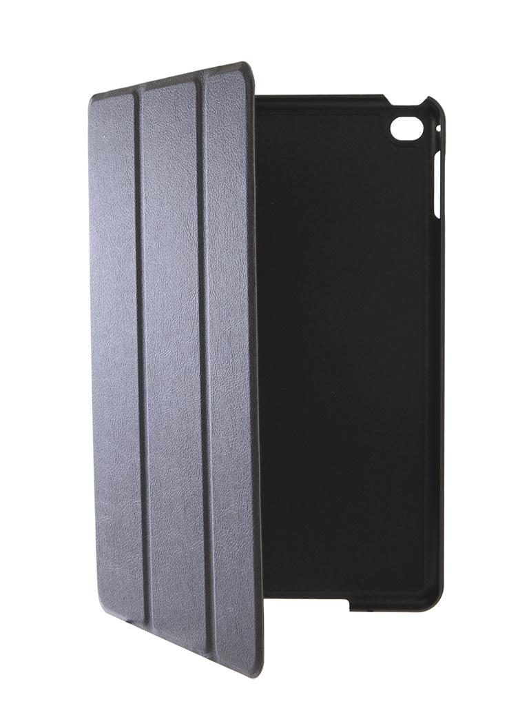 цена на Аксессуар Чехол Partson для APPLE iPad mini 4 Black T-102