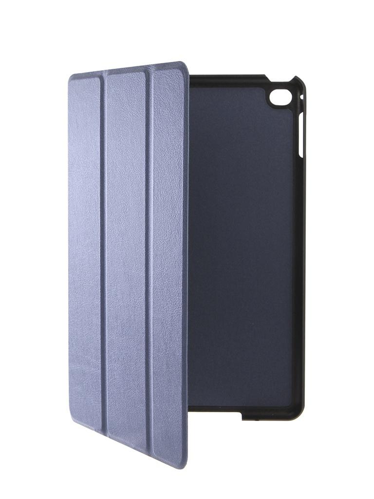 цена на Аксессуар Чехол Partson для APPLE iPad mini 4 Blue T-103