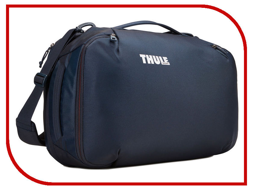 Сумка Thule Subterra Backpack 40L Dark Blue TSD340MIN рюкзак thule stir 20l dark forest 3203552