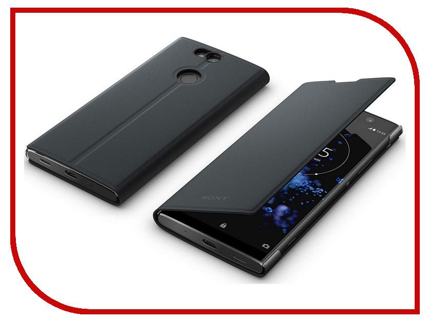 Аксессуар Чехол для Sony Xperia XA2 Plus SCSH60 Black подушка togas калипсо наполнитель гусиный пух цвет белый 50 x 70 см