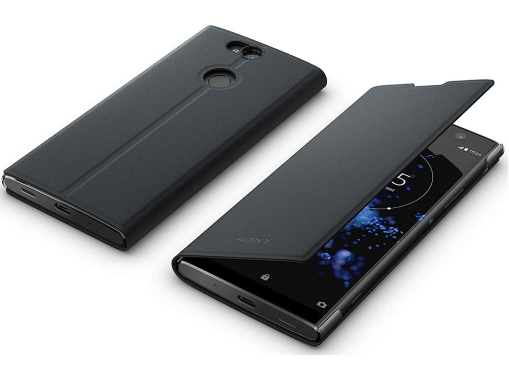 Чехол для Sony Xperia XA2 Plus SCSH60 Black