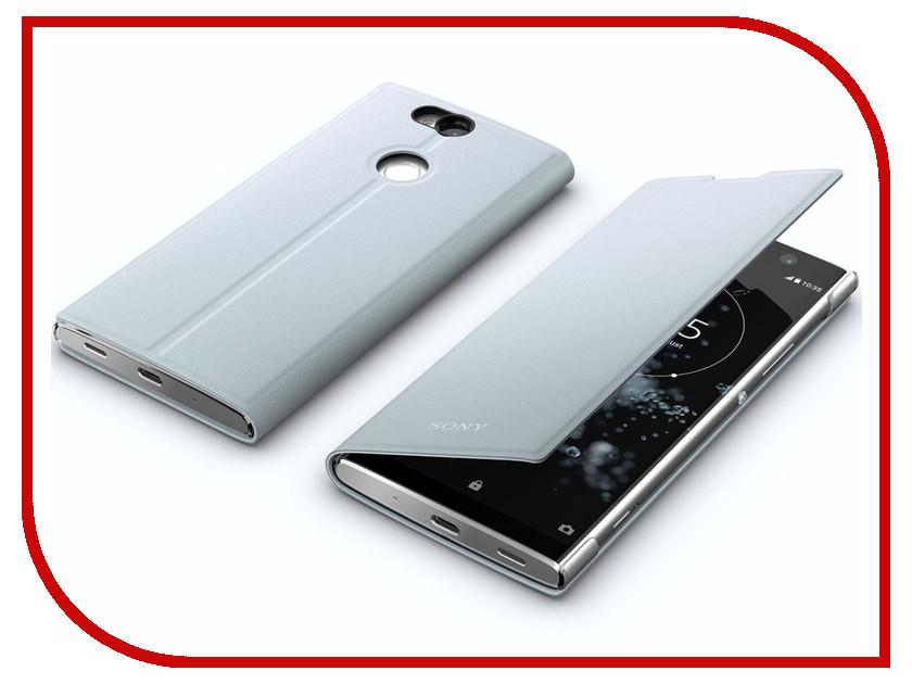 Аксессуар Чехол для Sony Xperia XA2 Plus SCSH60 Silver магнитый кабель ainy для sony xperia z1 z2 z3 фиолетовый