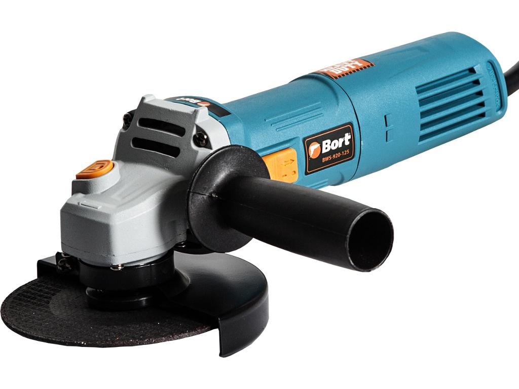 Шлифовальная машина Bort BWS-920-125