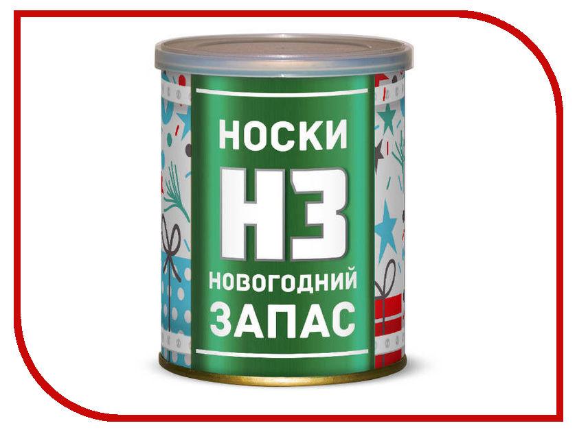 Носки НЗ новгодний запас Canned Socks Black 416741 пазл canned money байкал 415515