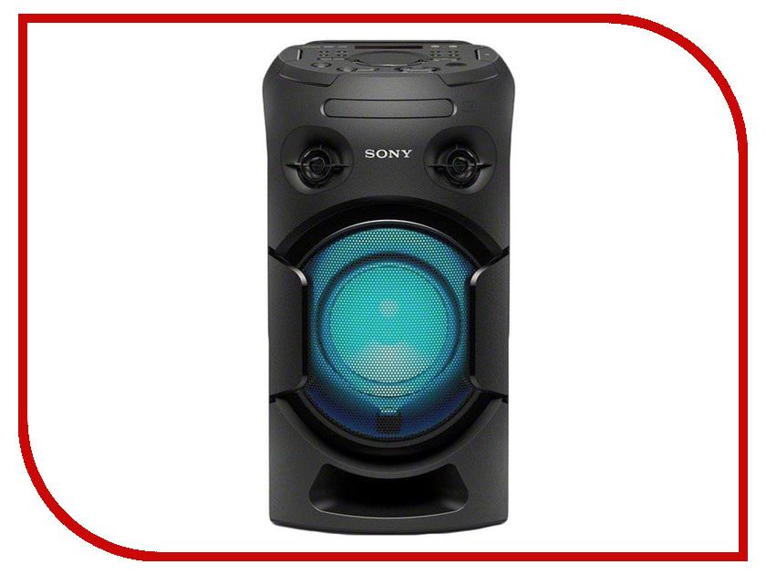 Минисистема Sony MHC-V21D пульт ду sony rm scr50 system audio mhc gx57xm