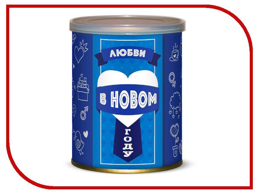Носки Любви в новом году! Canned Socks Black 416710 носочки любимой сестре canned socks white 416161