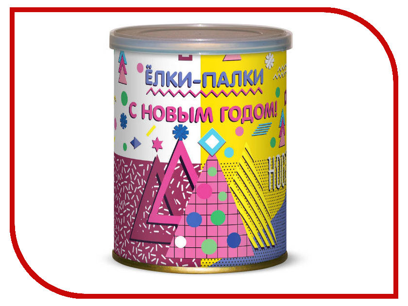 Носочки Елки-палки С Новым годом! Canned Socks В ассортименте 416833 носочки для любимой мамочки canned socks 415881