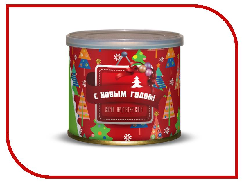 Благовоние Candle Banks С Новым годом! с ароматом апельсина 415898