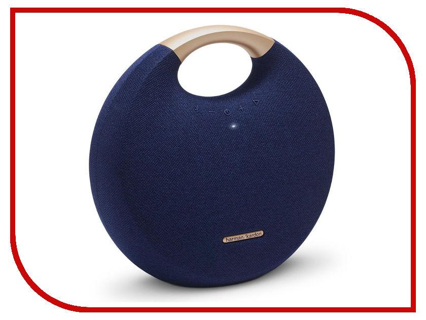 Колонка Harman Kardon Onyx Studio 5 Blue цена