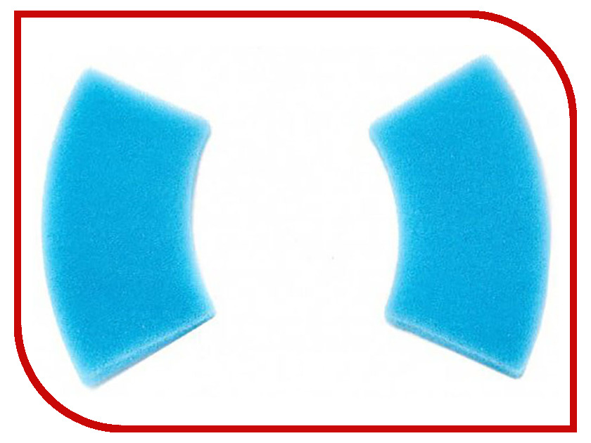 Фильтр губковый Arnica BF06 Blue для Arnica Rain/Rain Plus/Vira пылесос arnica hydra rain plus