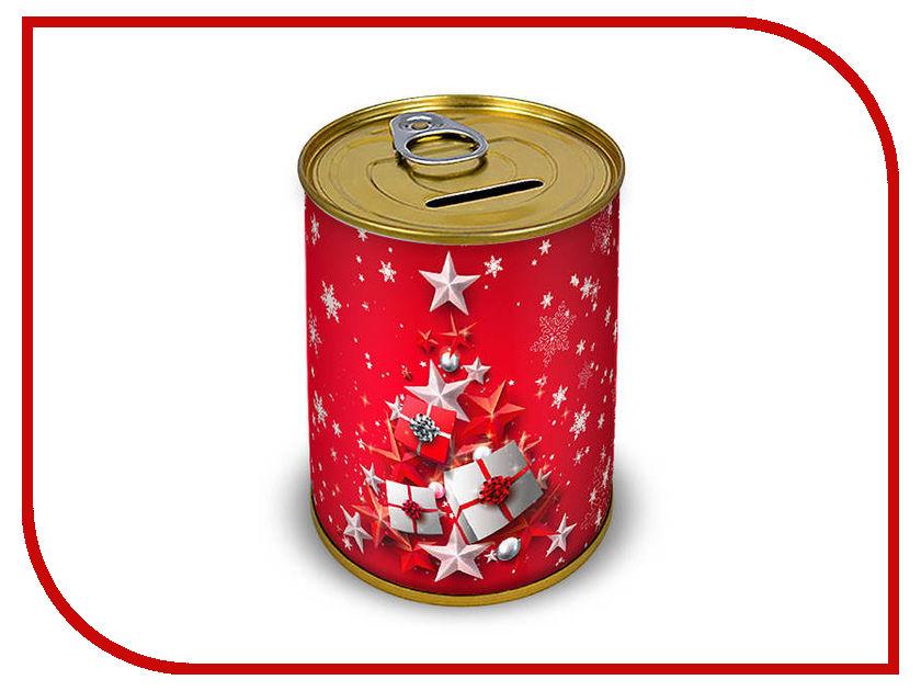 Копилка для денег Canned Money С Новым годом и Исполнения желаний 410220 цены онлайн