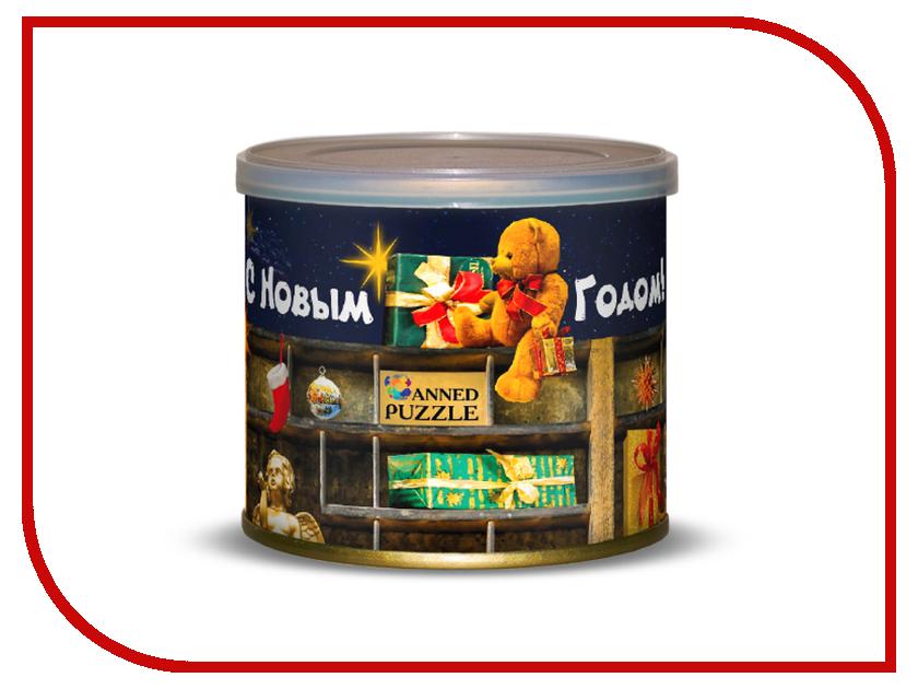 Пазл Canned Puzzle Новогодняя сказка 416659 цена
