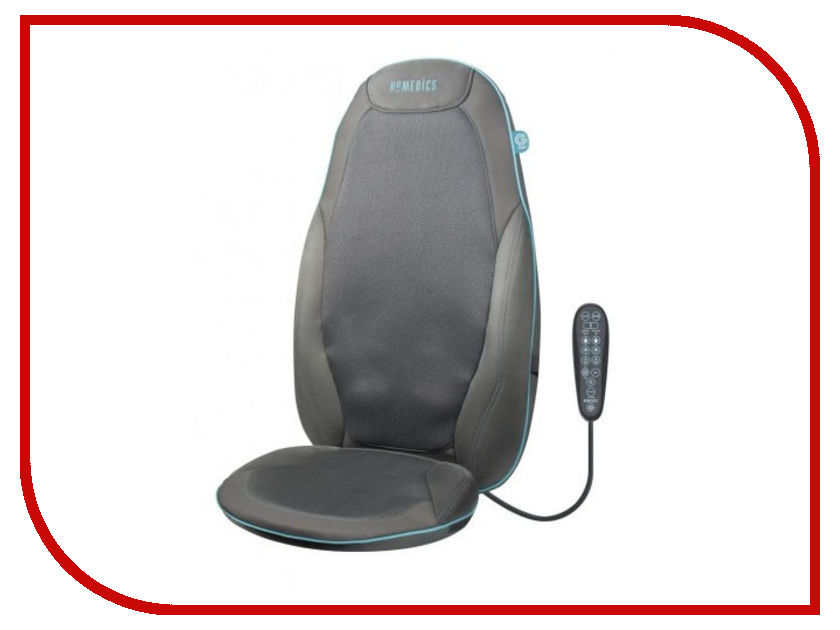 Массажер HoMedics SGM-1300H-EU Gray массажер homedics bmsc 1000 h eu