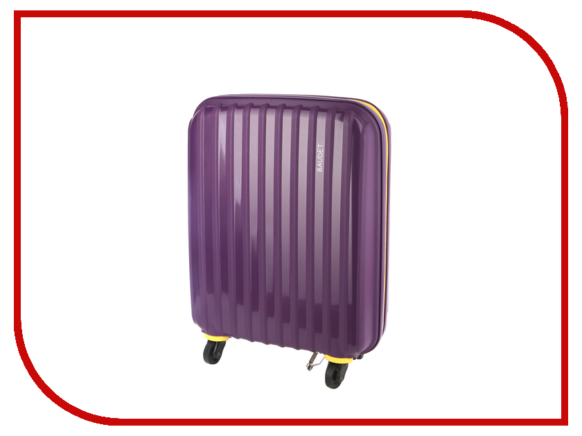 Чемодан Baudet BHL0708801 h-50cm Purple