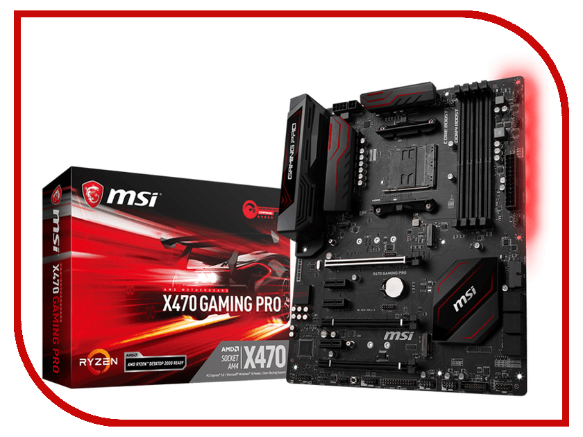 Материнская плата MSI X470 Gaming Pro thunderobot st pro gaming notebook gray uk