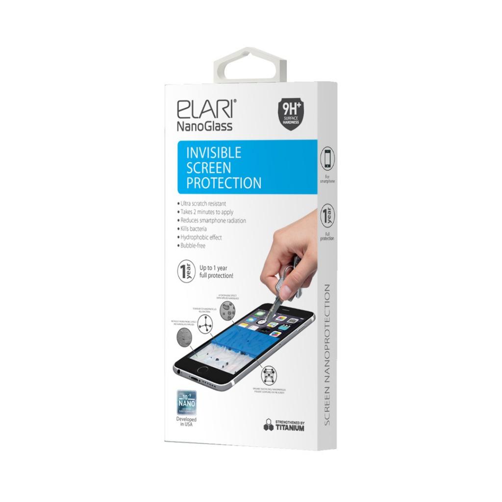 Защитное нанопокрытие для экрана Elari Nano Glass на 1 устройство
