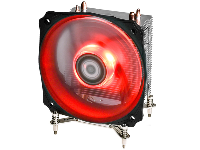 Кулер ID-Cooling SE-912i-R Red (Intel 115X)