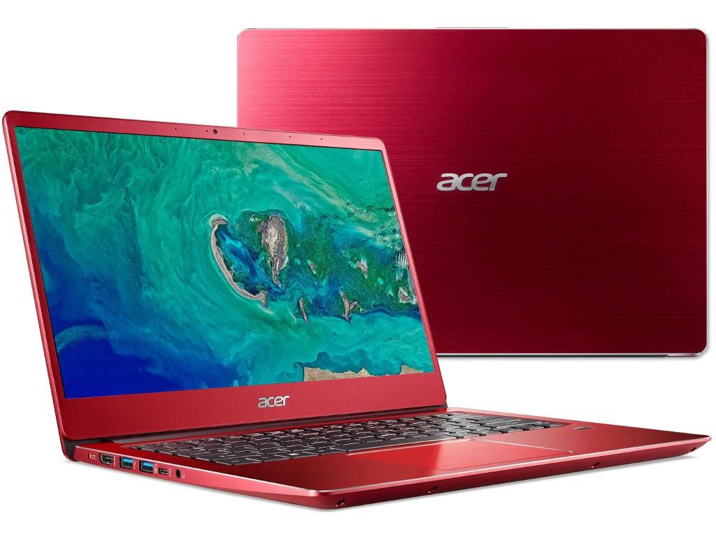 цена на Ноутбук Acer Swift 3 SF314-54-3864 Red NX.GZXER.002 (Intel Core i3-8130U 2.2 GHz/8192Mb/128Gb SSD/Intel HD Graphics/Wi-Fi/Bluetooth/Cam/14.0/1920x1080/Linux)