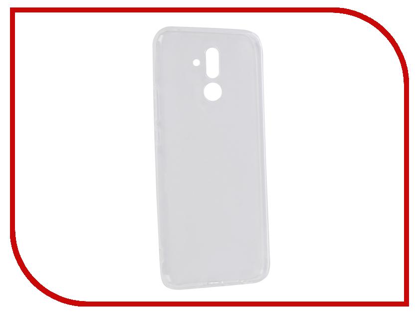 Аксессуар Чехол для Huawei Mate 20 Lite DF Silicone Super Slim hwCase-62 фрезы cnc home 6 22 millinging st3 al1lx622