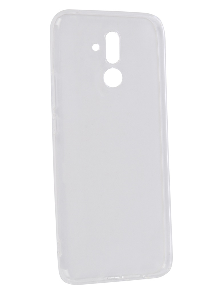 Аксессуар Чехол DF для Huawei Mate 20 Lite Silicone Super Slim hwCase-62