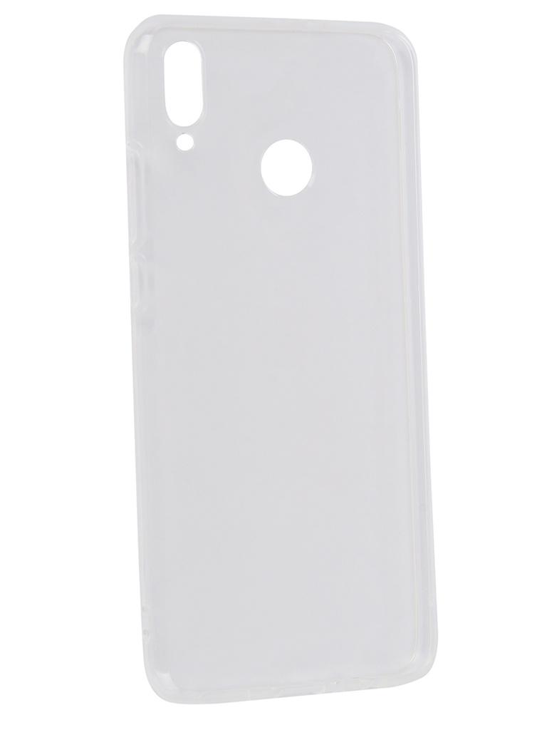 Аксессуар Чехол DF для Honor 8X/8X Premium Silicone Super Slim hwCase-63 гель aqa baby с дозатором 300 мл