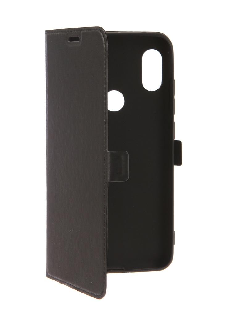 Аксессуар Чехол DF для Xiaomi Redmi Note 6 xiFlip-34 чехол с флипом для xiaomi redmi 6 pro df xiflip 32
