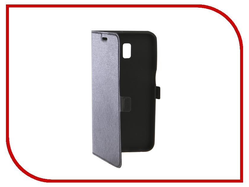 Аксессуар Чехол для Samsung Galaxy J6 Plus 2018 / J6 Prime DF sFlip-35 цена и фото