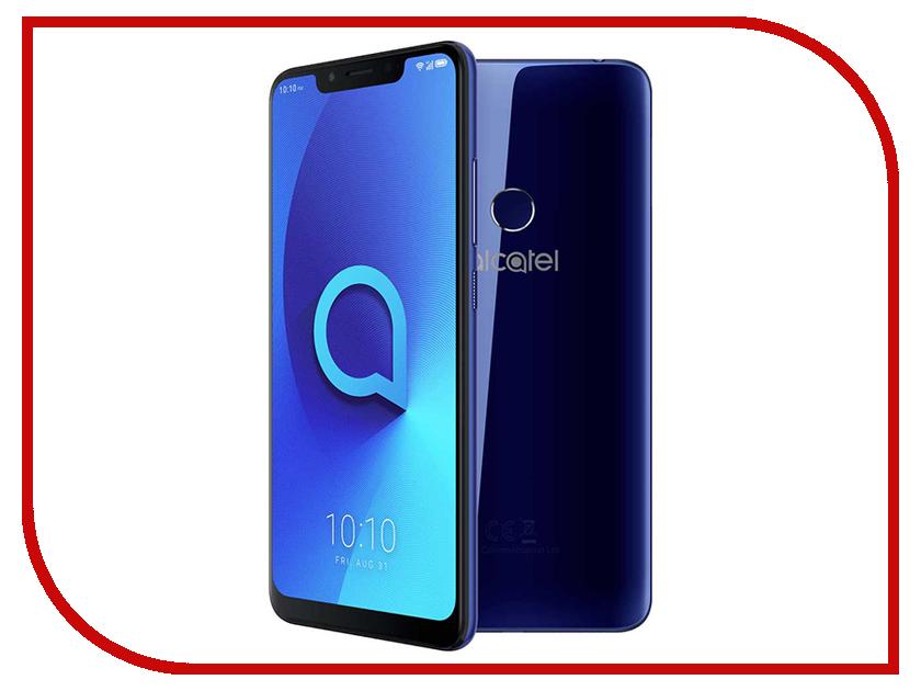 Сотовый телефон Alcatel 5V Blue сотовый телефон senseit t100 black