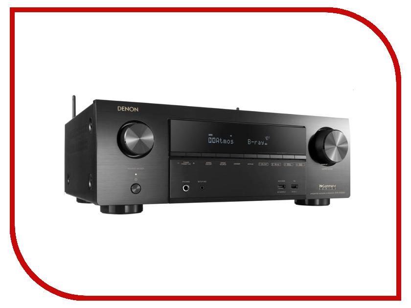 Ресивер Denon AVR-X1500H Black denon dht s514