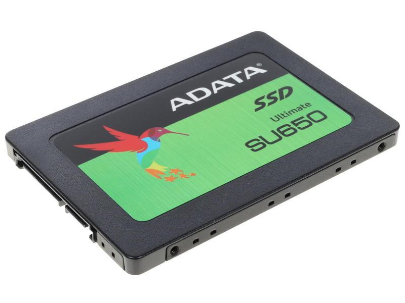 Твердотельный накопитель A-Data Ultimate SU650 120Gb ASU650SS-120GT-R