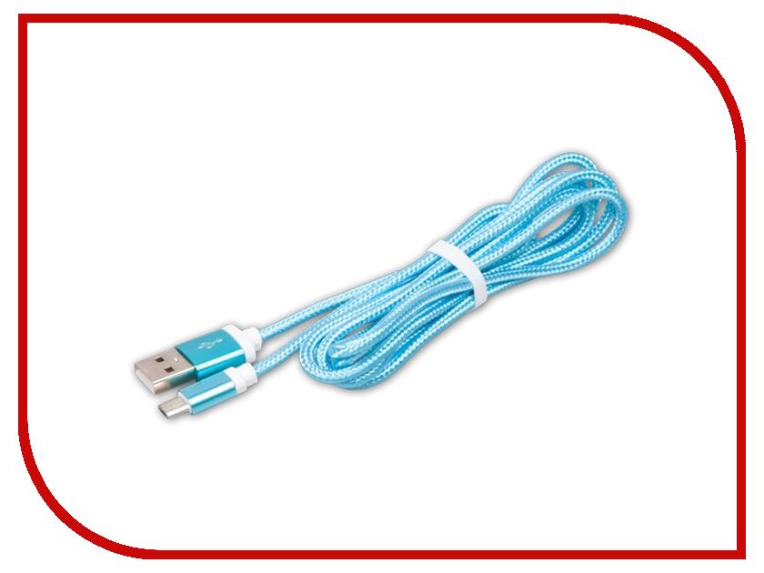 Аксессуар Ritmix RCC-311 USB 2.0 - MicroUSB Blue 15118987