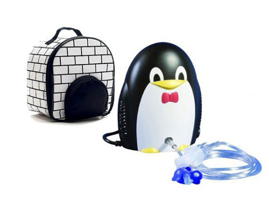 Ингалятор MED2000 Пингвин P4 TCN-02WF c сумкой браслет tecno tcn pos 26