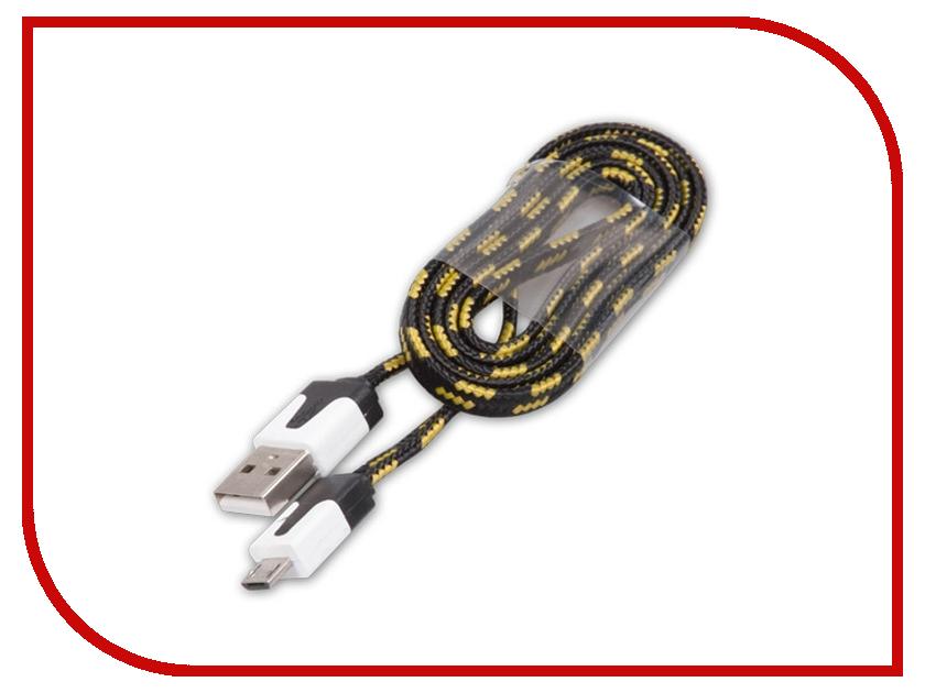 Аксессуар Ritmix RCC-211 USB 2.0 - MicroUSB Black 15118996 аксессуар ritmix rcc 200 usb 2 0 lightning microusb blue 15118984