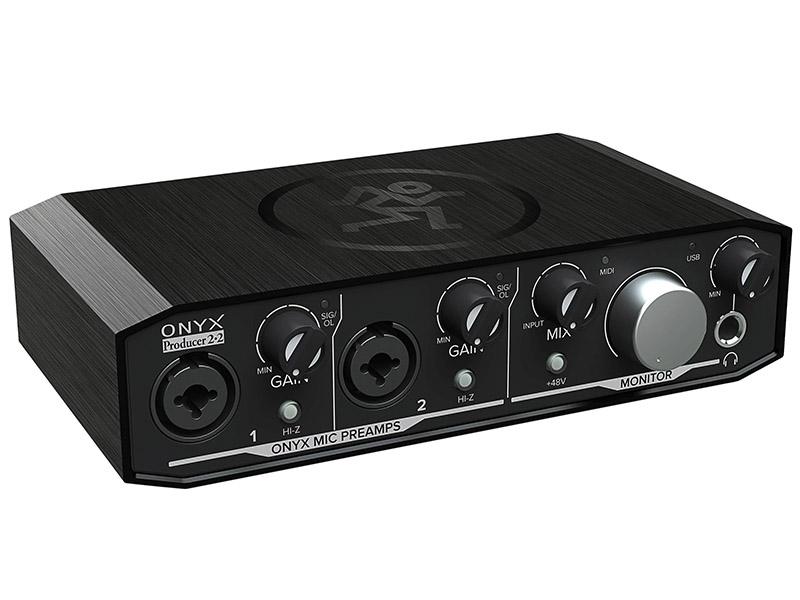 Аудиоинтерфейс Mackie Onyx Producer 2•2 mackie profx4v2