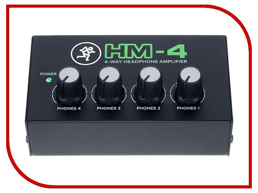 Усилитель Mackie HM-4 hm digital tds4tm солемер