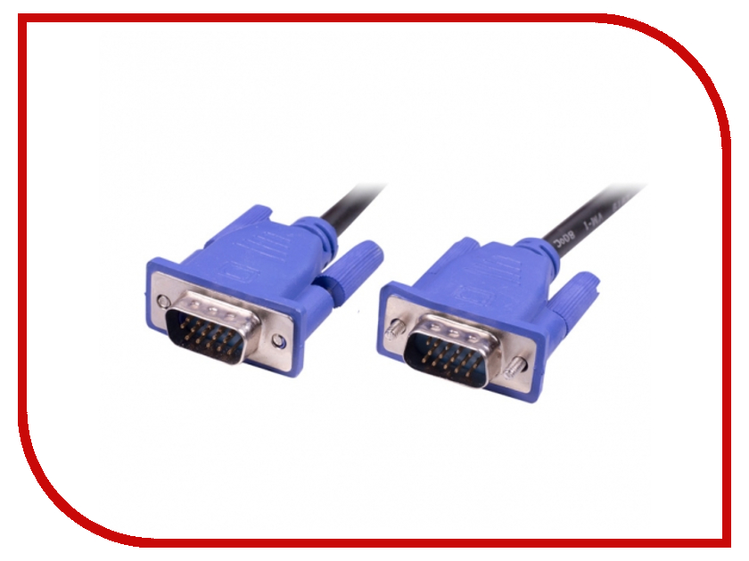 Аксессуар Ritmix RCC- VGA 1.8m 15119602