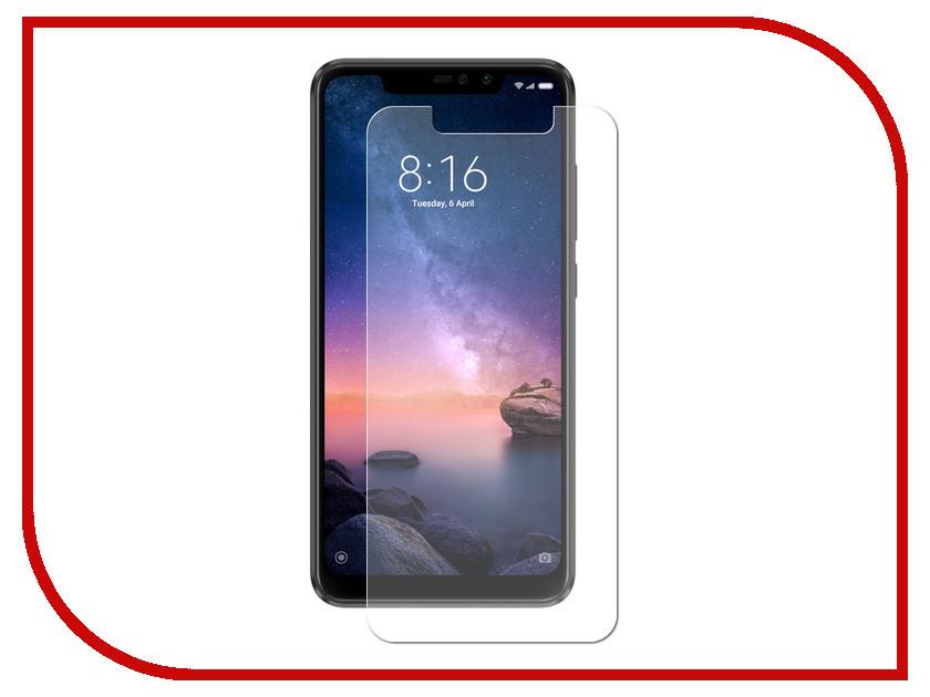 Аксессуар Защитное стекло для Xiaomi Redmi Note 6 Svekla ZS-SVXIREDN6 аксессуар защитное стекло для xiaomi redmi 4x svekla zs svxirmi4x zs svxired4x