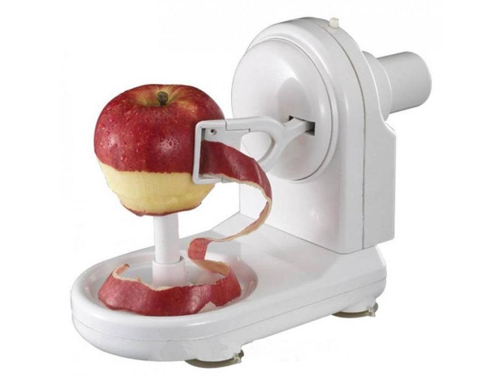 Машинка для чистки яблок + Слайсер Beringo Apple Peeler