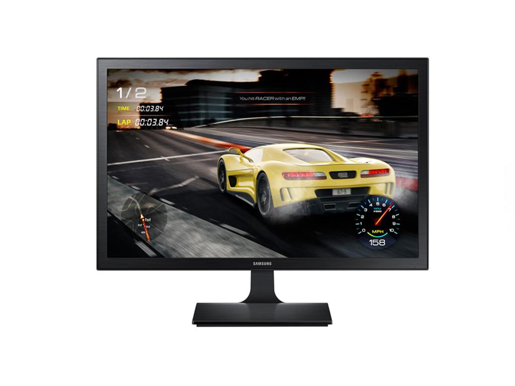 Монитор Samsung S27E332H Black цена и фото
