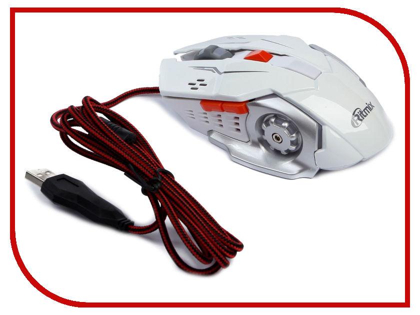 Мышь Ritmix ROM-355 White цена и фото