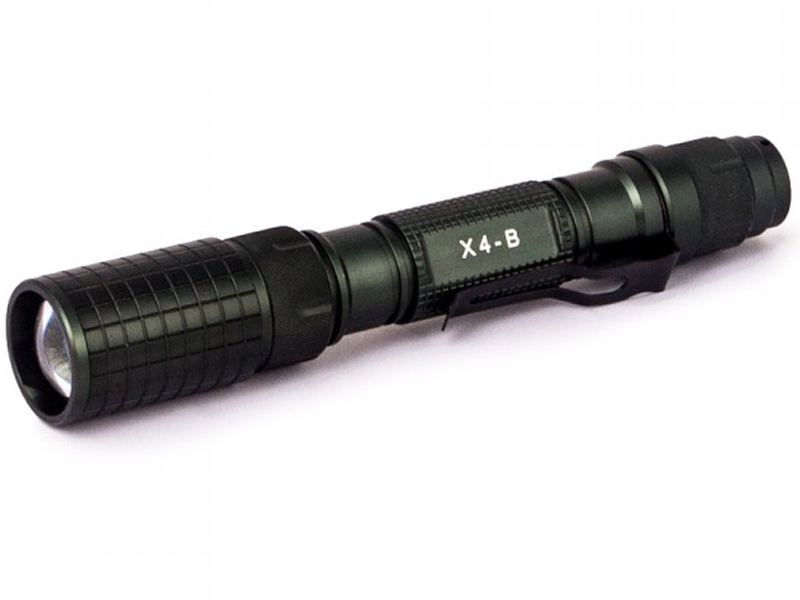 Фонарь Луч X4-B Dark Green