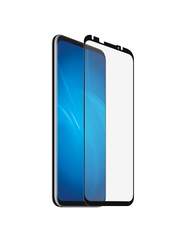 цена на Защитное стекло для Meizu 16 Plus Gecko 2D Full Screen Black ZS26-GMEIM16Plus-2D-BL